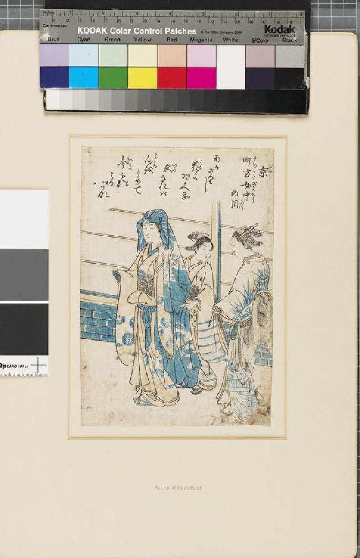 The Style of Kyoto Merchant-Class Women