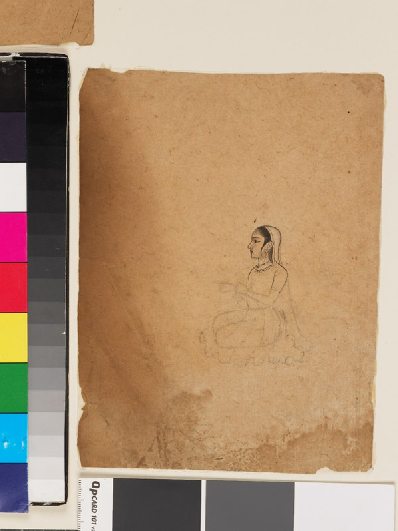 Seated girl (EA1960.176.b, front              )