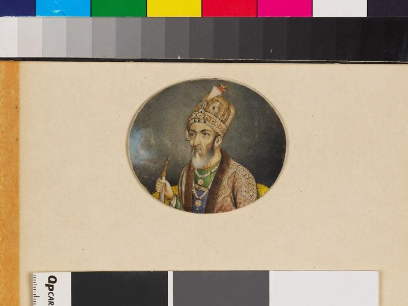 Bahadur Shah Zafur (EA1960.194, front            )