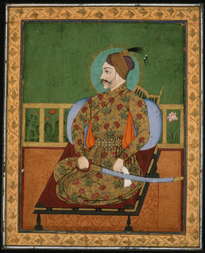 Sultan Abdullah Qutubshah of Golconda (EA1960.203, front            )