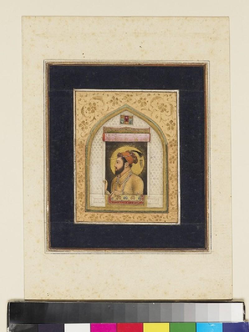 Bust of Shah Jahan