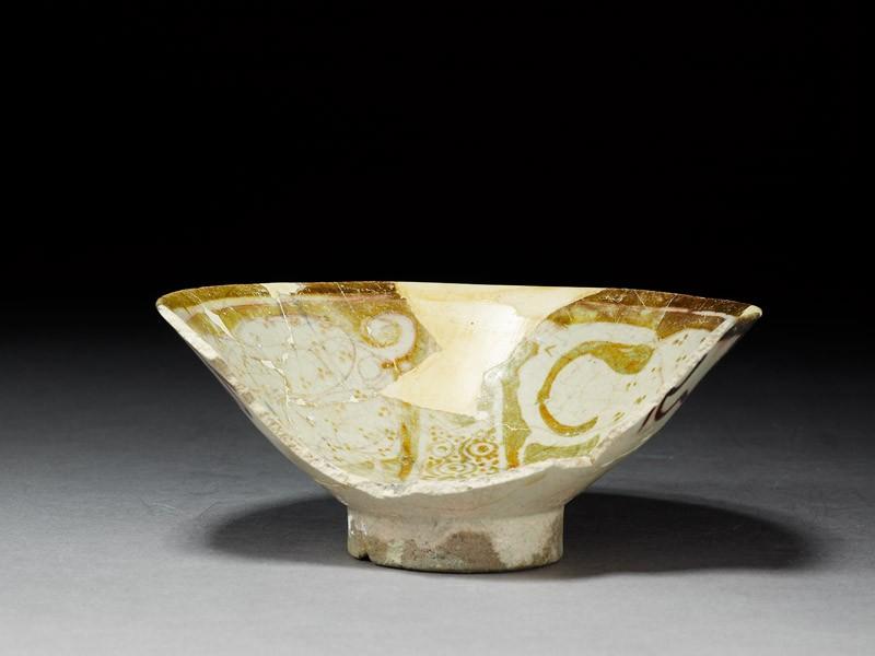 Fragment of a bowl (EA1961.155, oblique            )