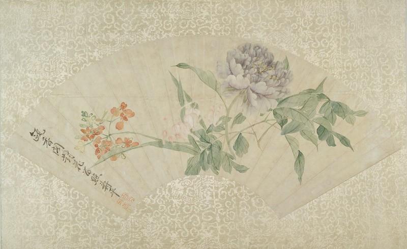 Flowers (EA1964.234, front            )