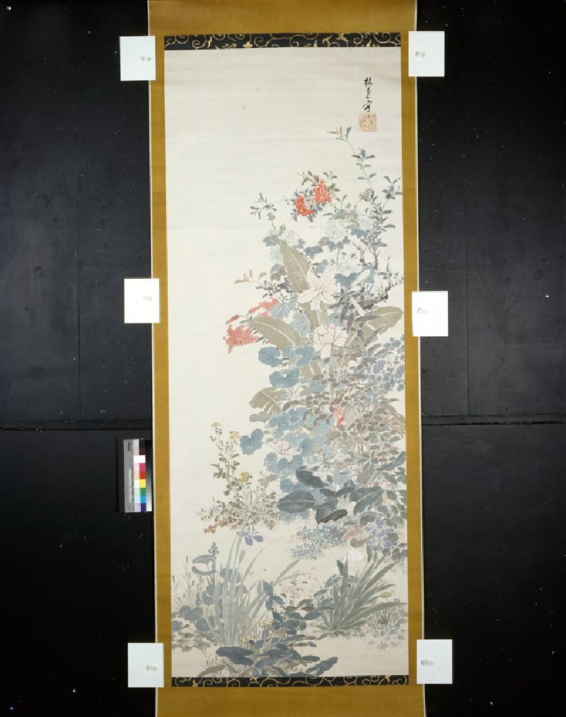 Flowers of autumn (EA1966.115, front            )