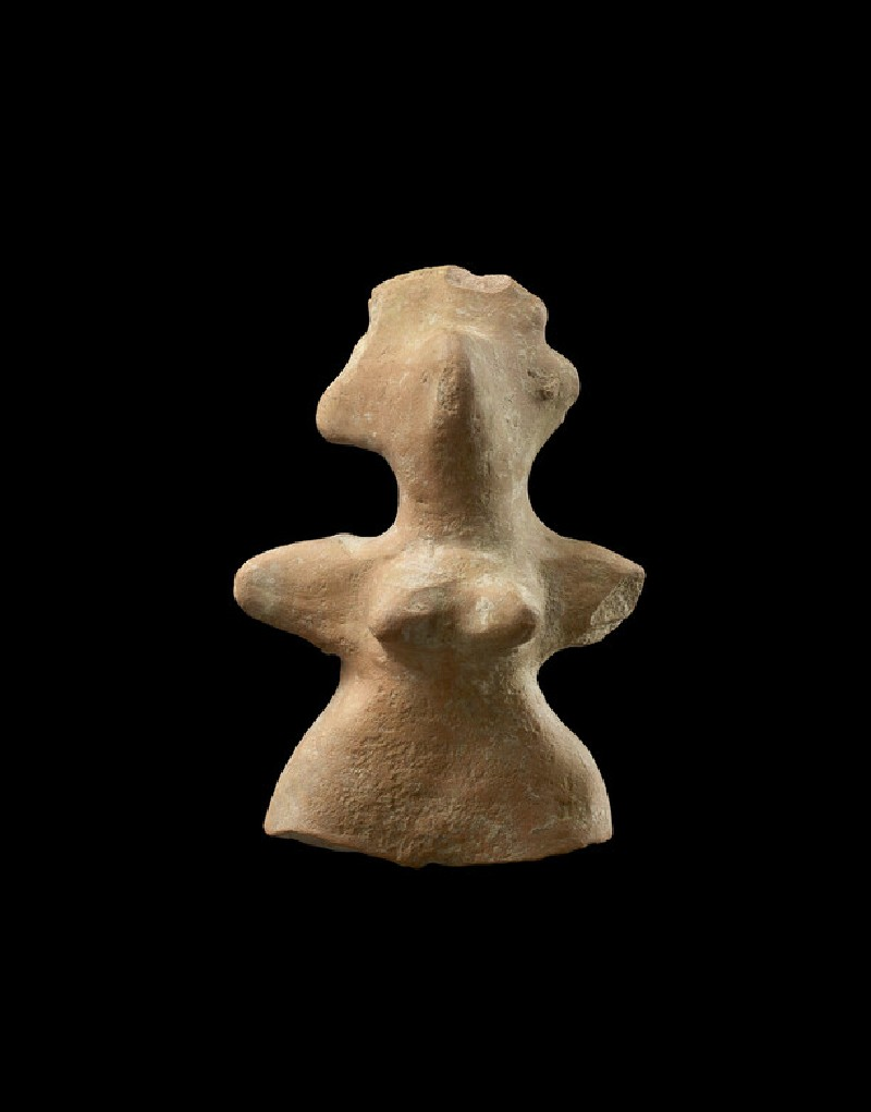 Torso of a female figure (EA1967.53)