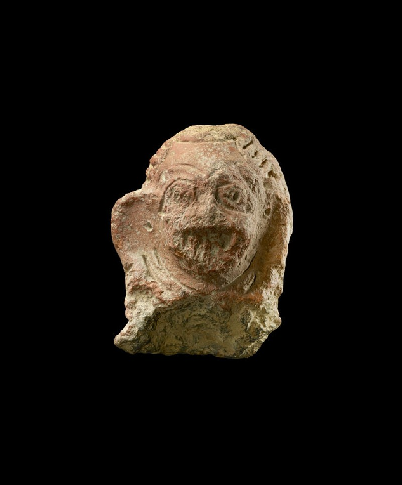 Head of a figure (EA1967.56)