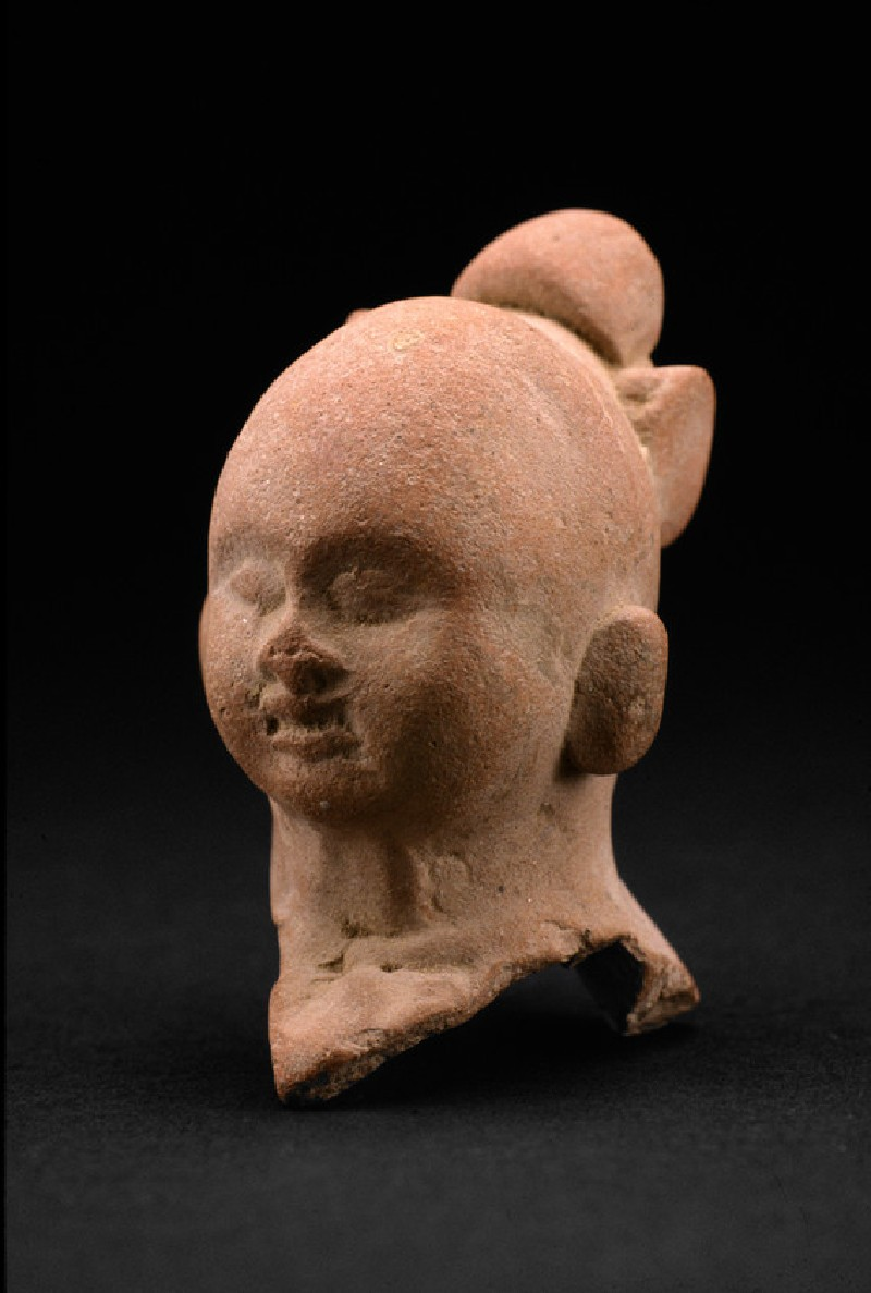Head of the figure of a child (EA1967.84)