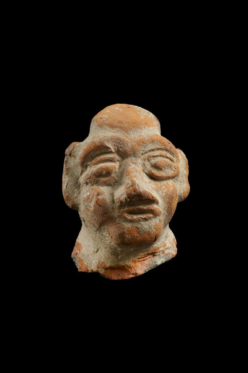 Head of a male figure (EA1967.89)