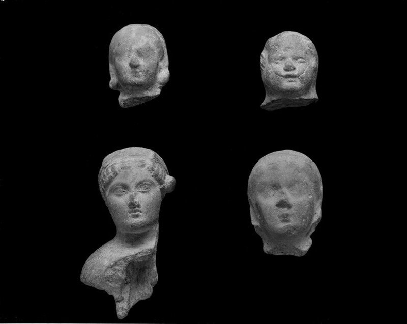 Head of a female figure (EA1967.94)