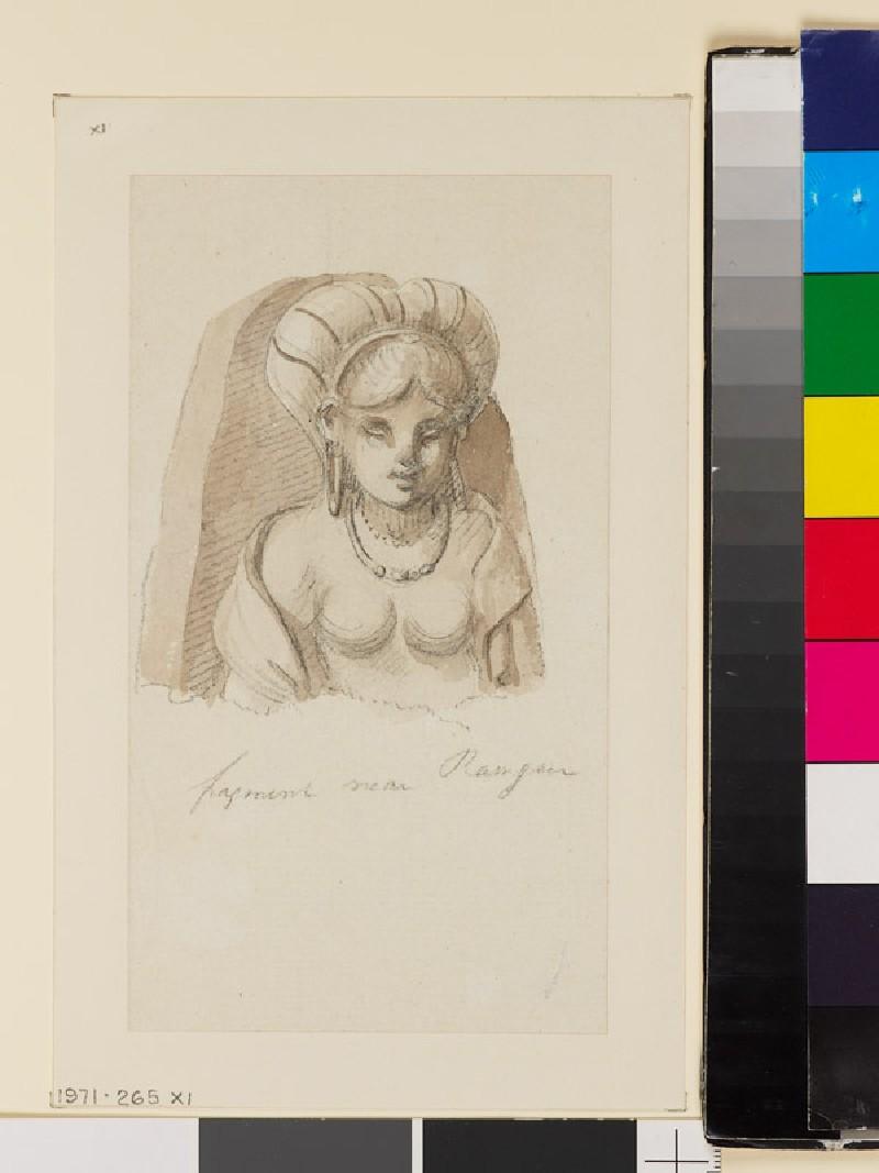 Torso of a woman (EA1971.265.11, front               )