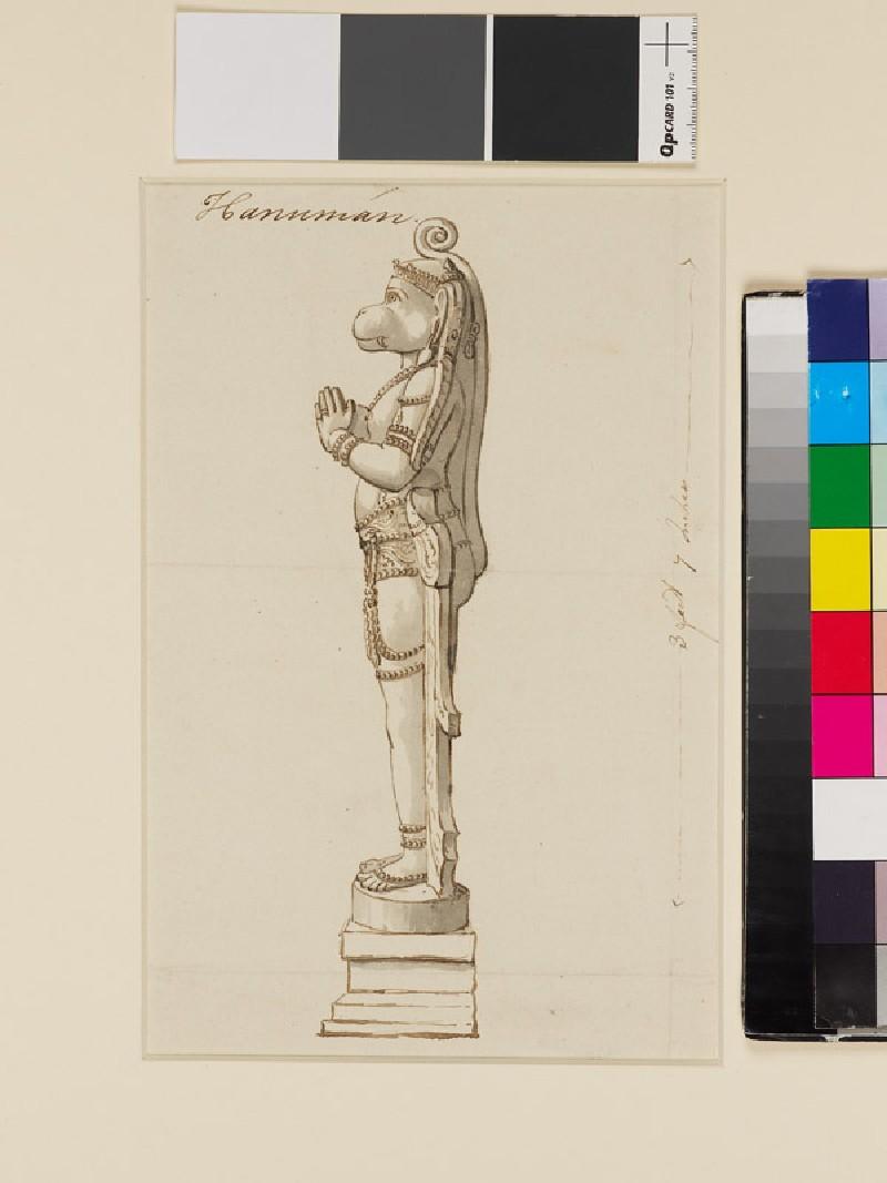 Hanuman (EA1971.265.4, front              )