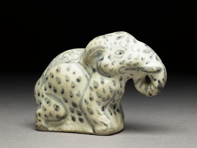 Figure of an elephant