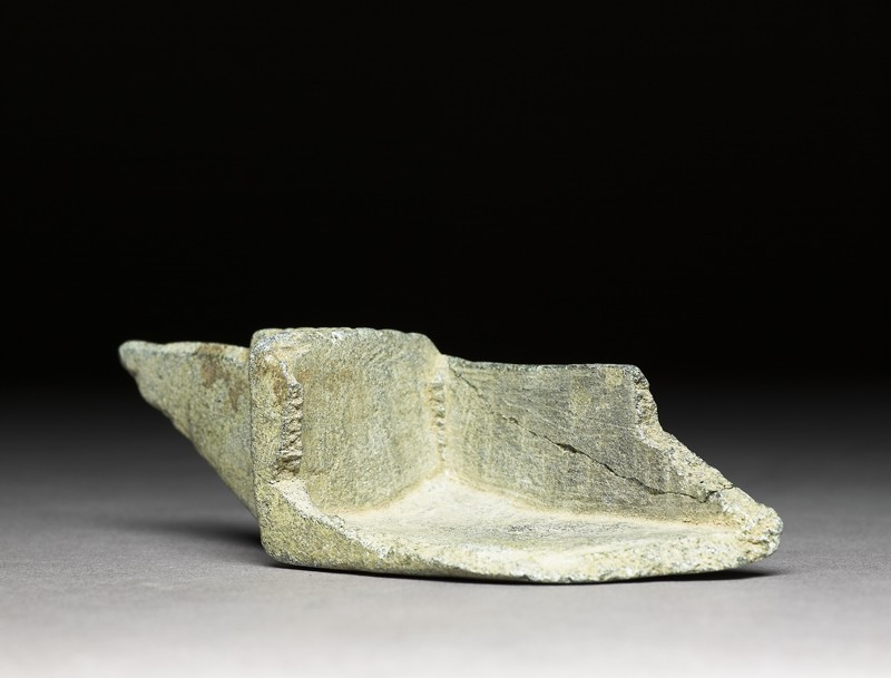 Lamp fragment (EA1974.61, side           )