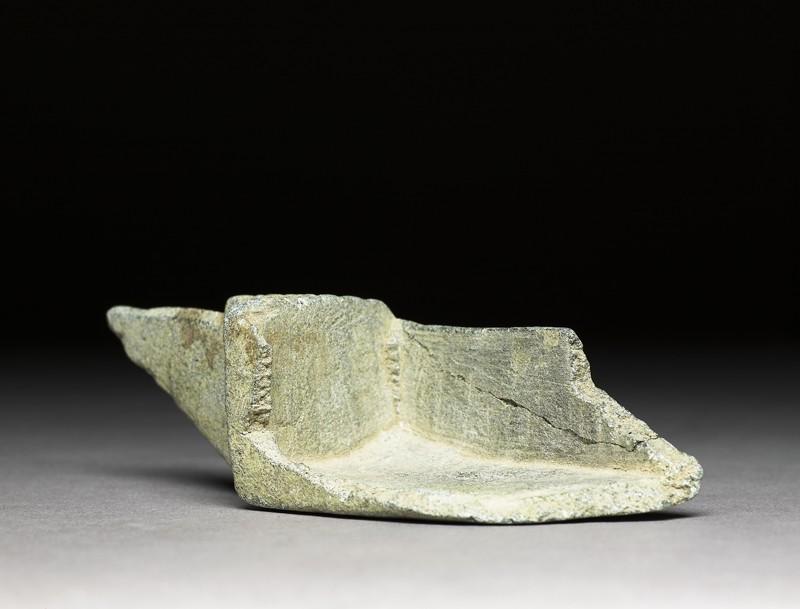 Lamp fragment