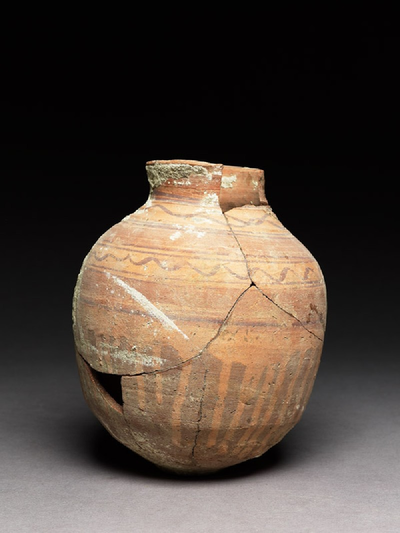 Storage jar (side           )