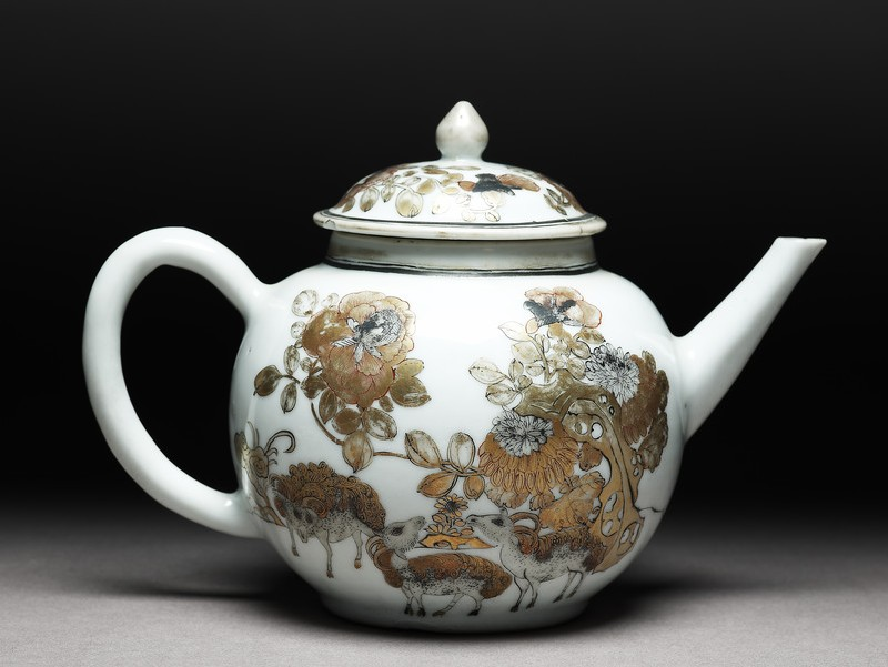 Tea pot (EA1978.1951, side             )