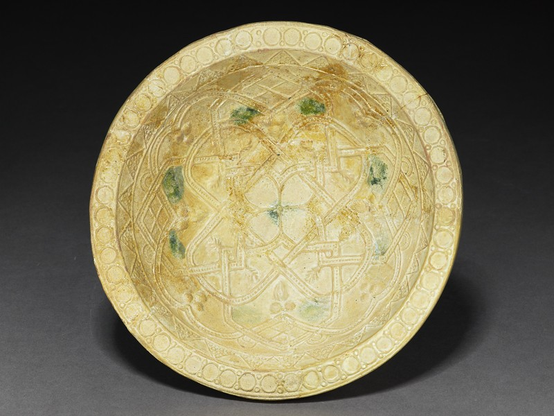 Bowl with geometrical patterns (EA1978.2143, top             )