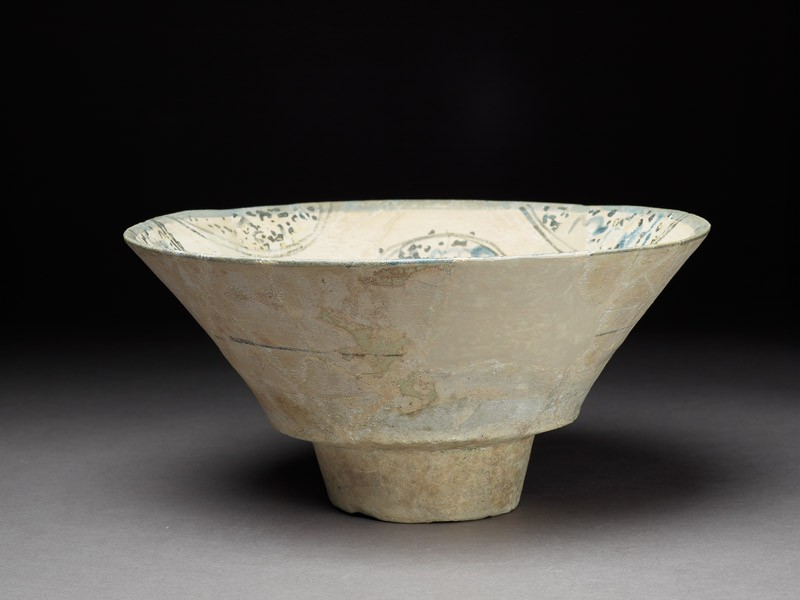 Bowl with inscription (EA1978.2198, oblique             )