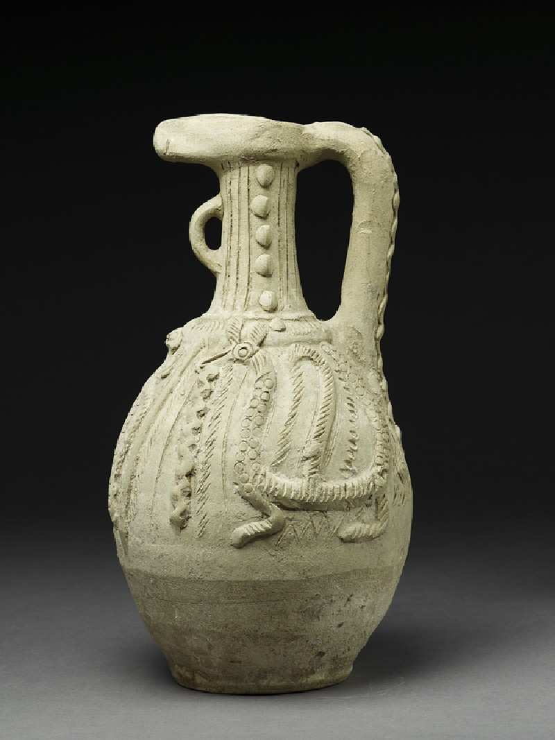 Ewer with winged creatures (EA1978.2240, side             )