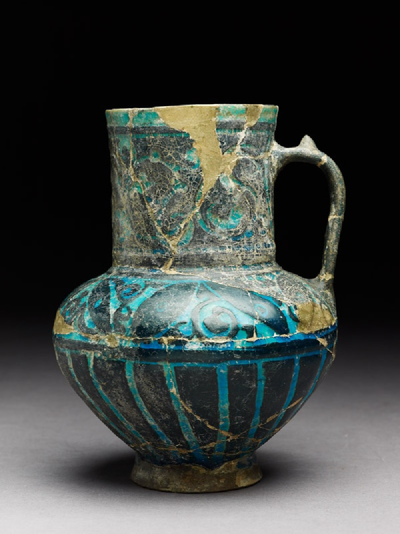 Jug with floral shapes (EA1978.2277, side             )