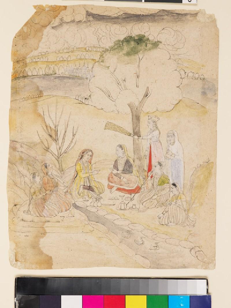 Ladies' picnic (EA1978.2583, front             )