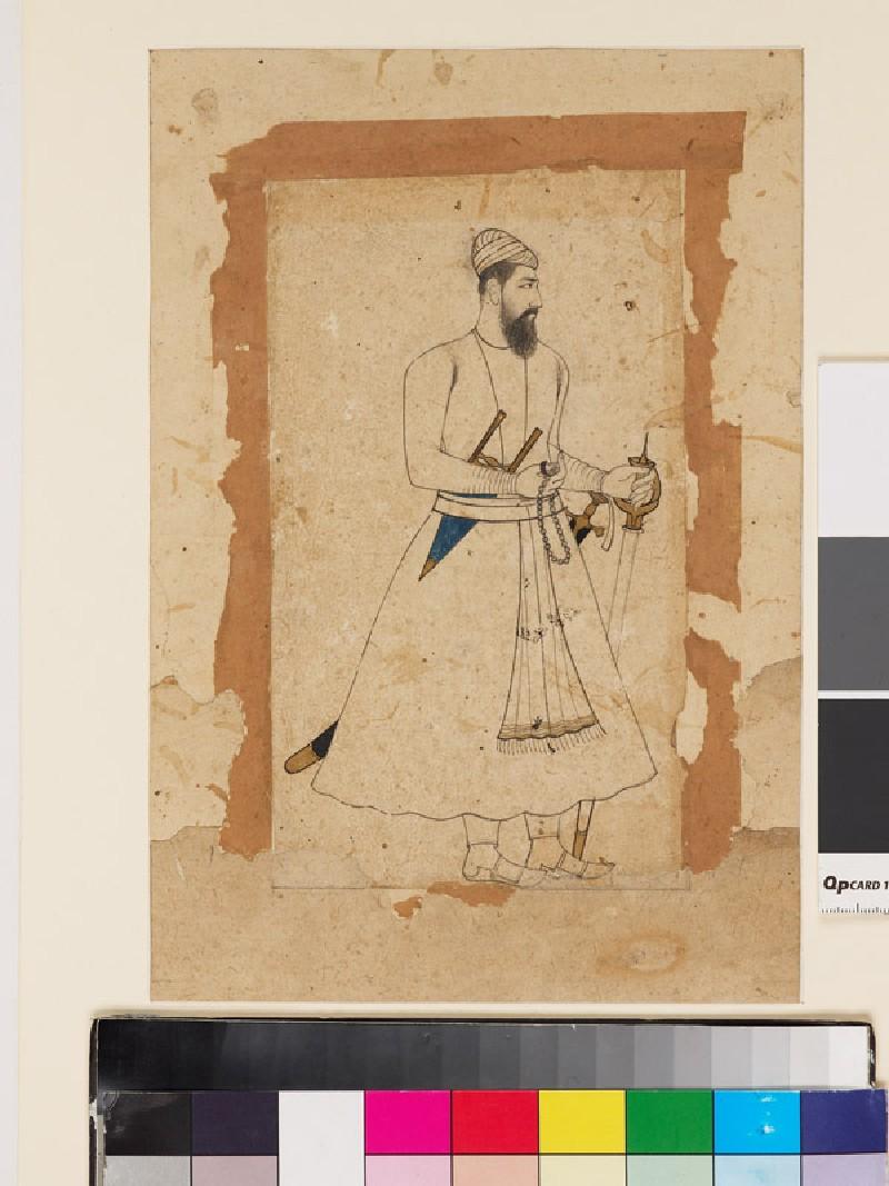 Bahadur Khan (EA1978.2587, front             )