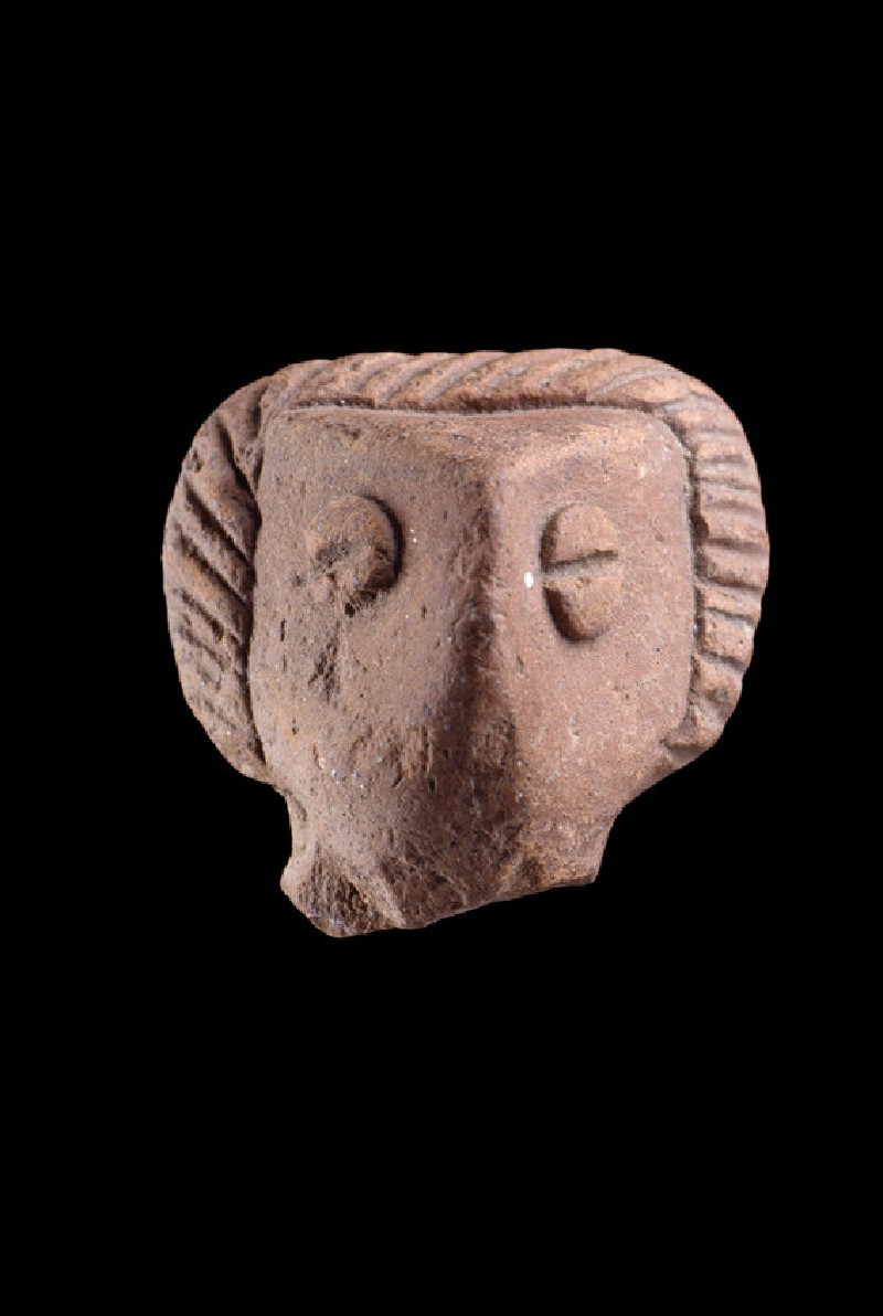 Head of a figure (EA1985.22)