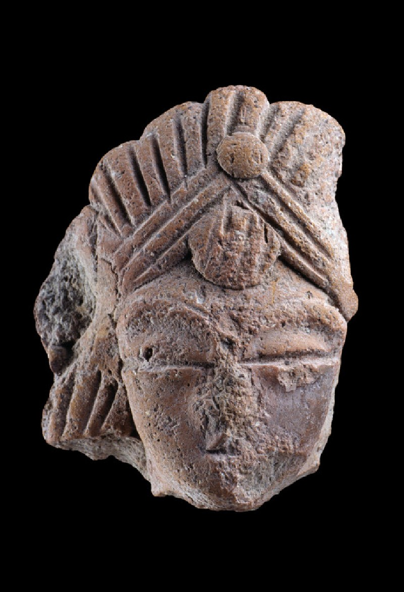 Head of a female figure (EA1985.26)