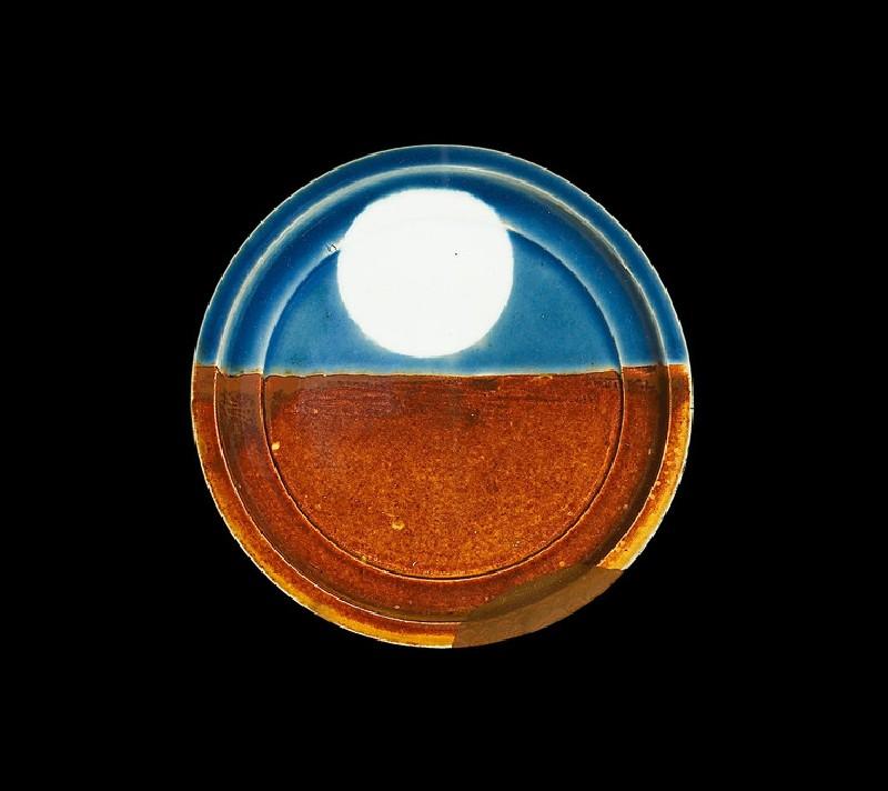Saucer dish (EA1988.11, top           )