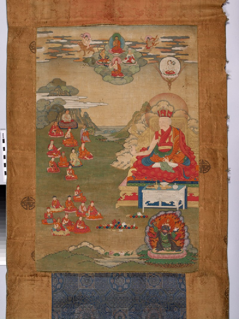The 8th Tai Situ Panchen Chökyi Jungné (EA1991.181, front            )