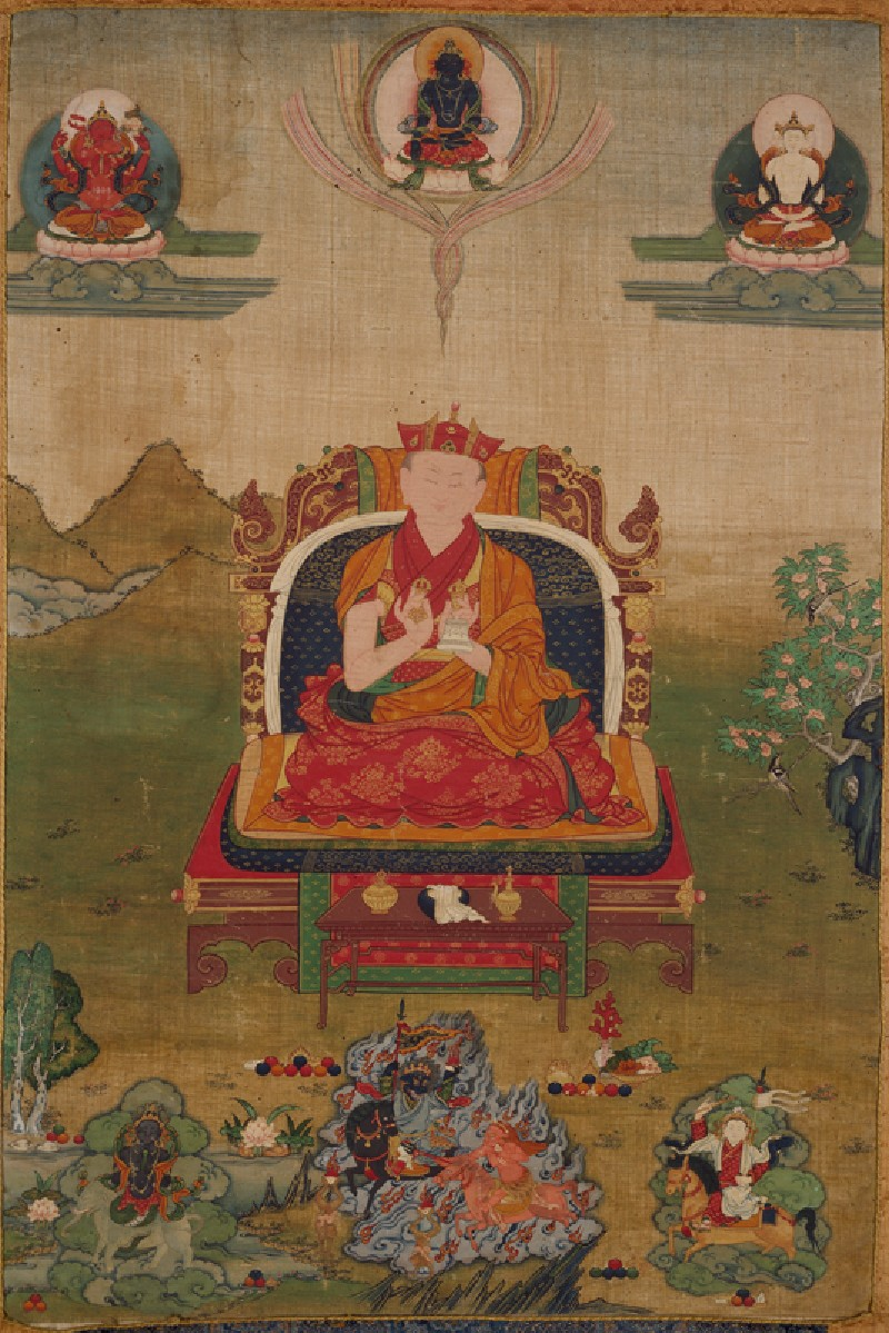 The 10th shamarpa lama