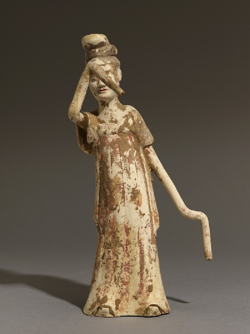 Figure of a female dancer (EA1991.57, front           )