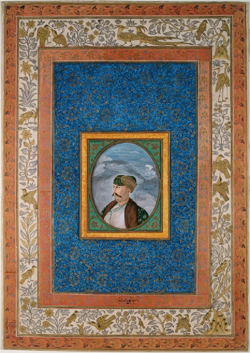 Nawab Shuja' ud-Daula of Awadh (EA1993.11, front           )