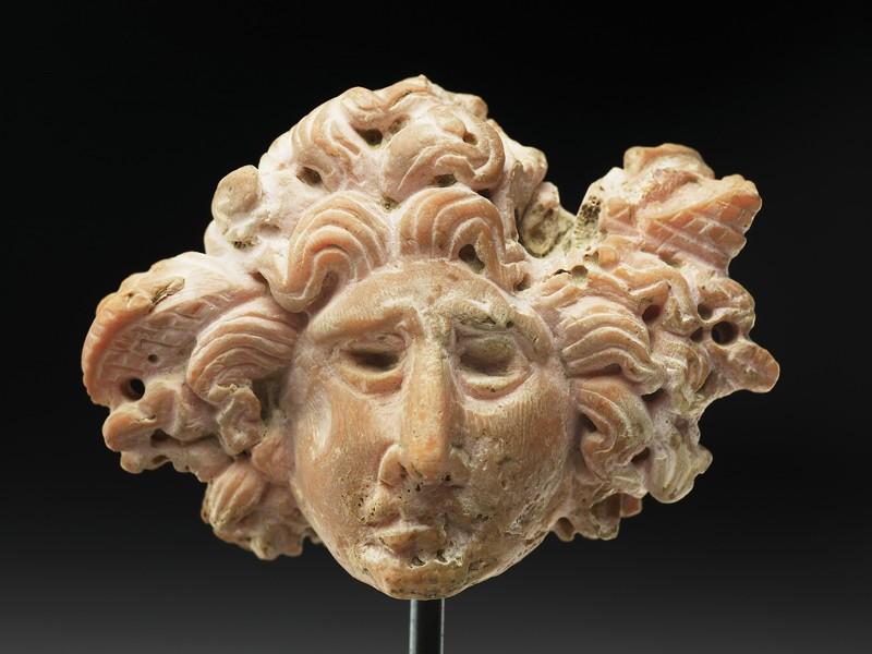 Head of Medusa (EA1993.19, front           )