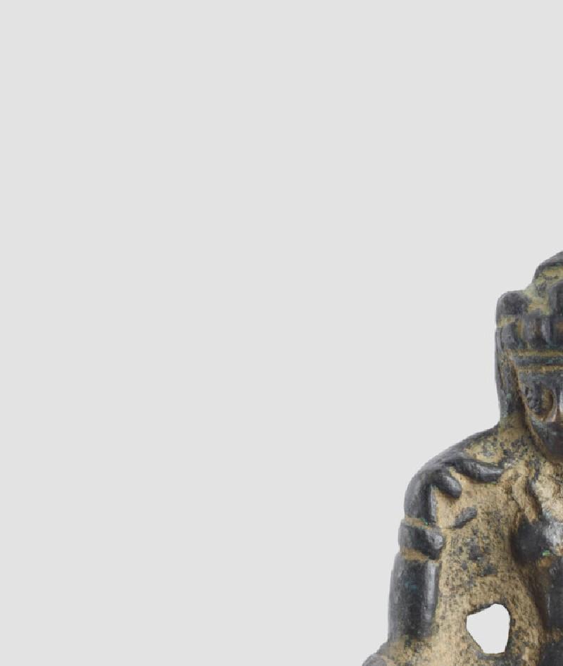 Pensive Bodhisattva Padmapani (EA1994.126)