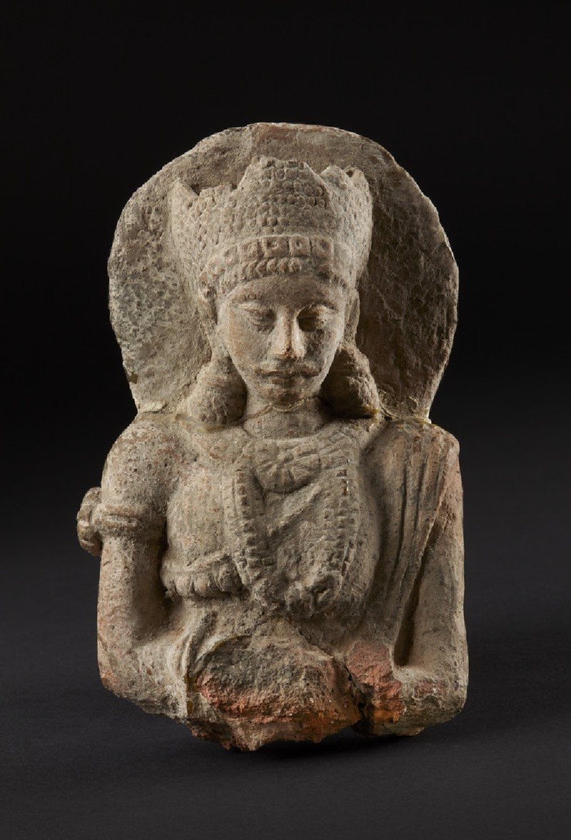 Figure of a Boddhisattva