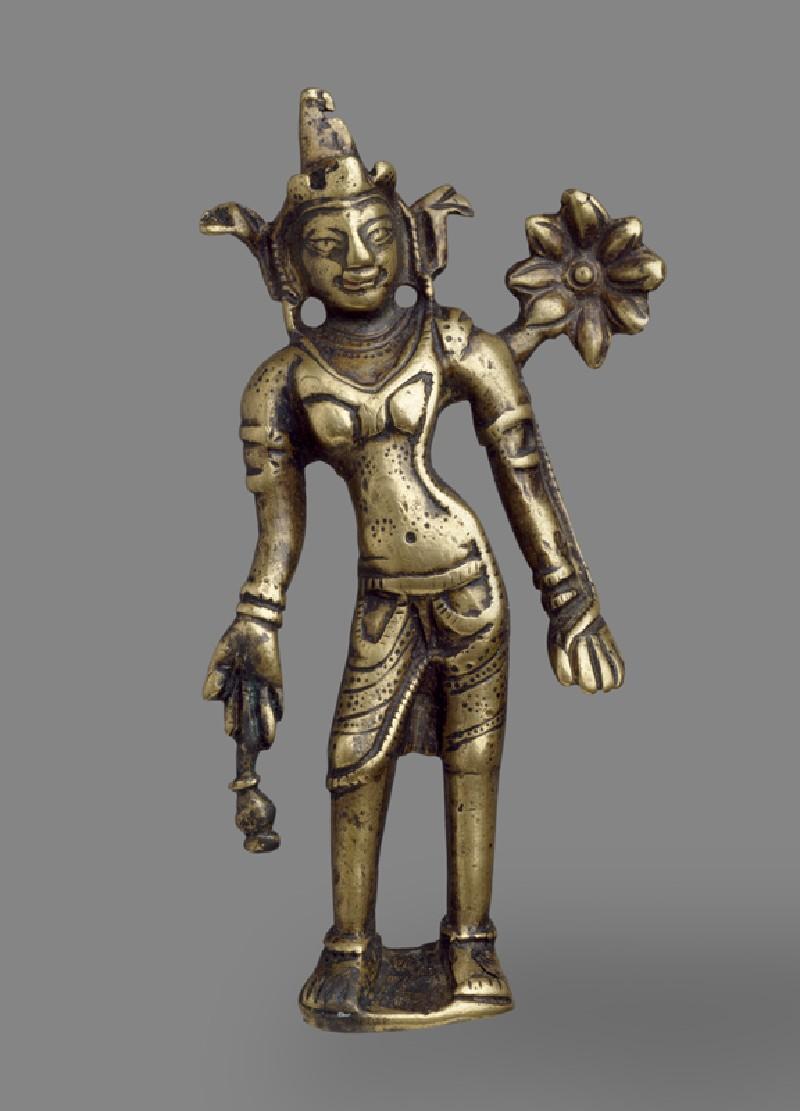 Figure of Avalokiteshvara (front            )