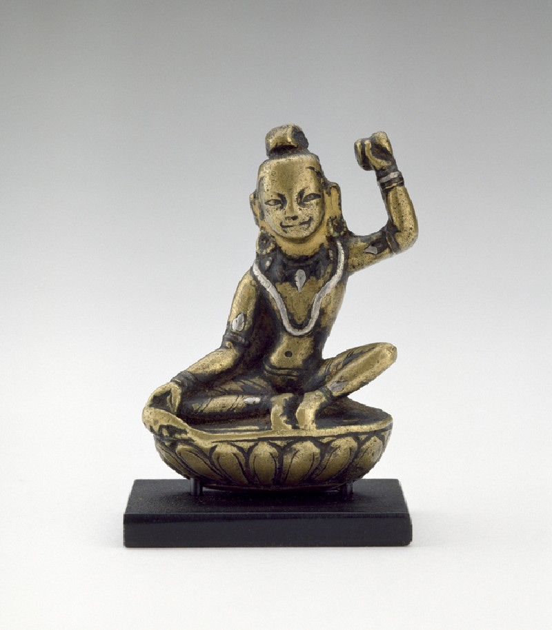 Figure of Mahasiddha Tilopa