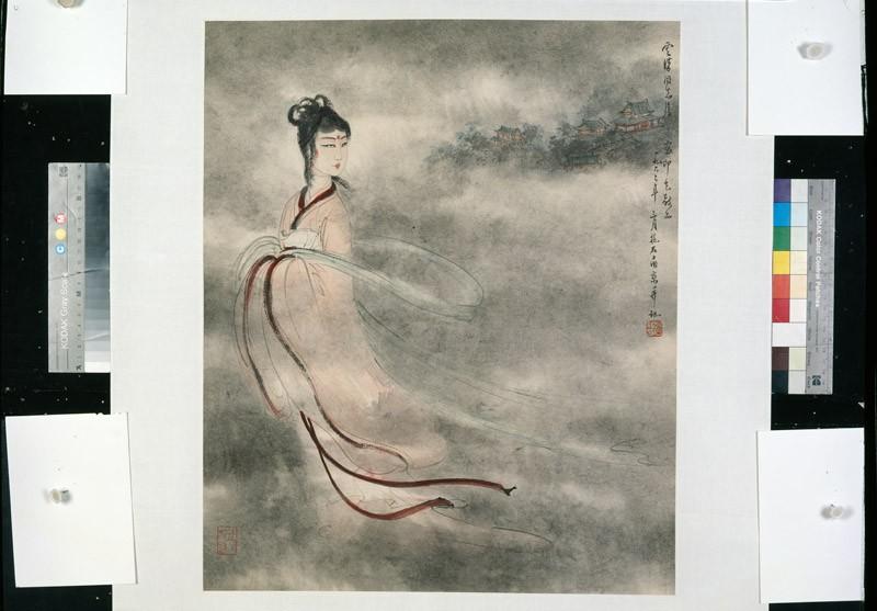 Goddess (front            )