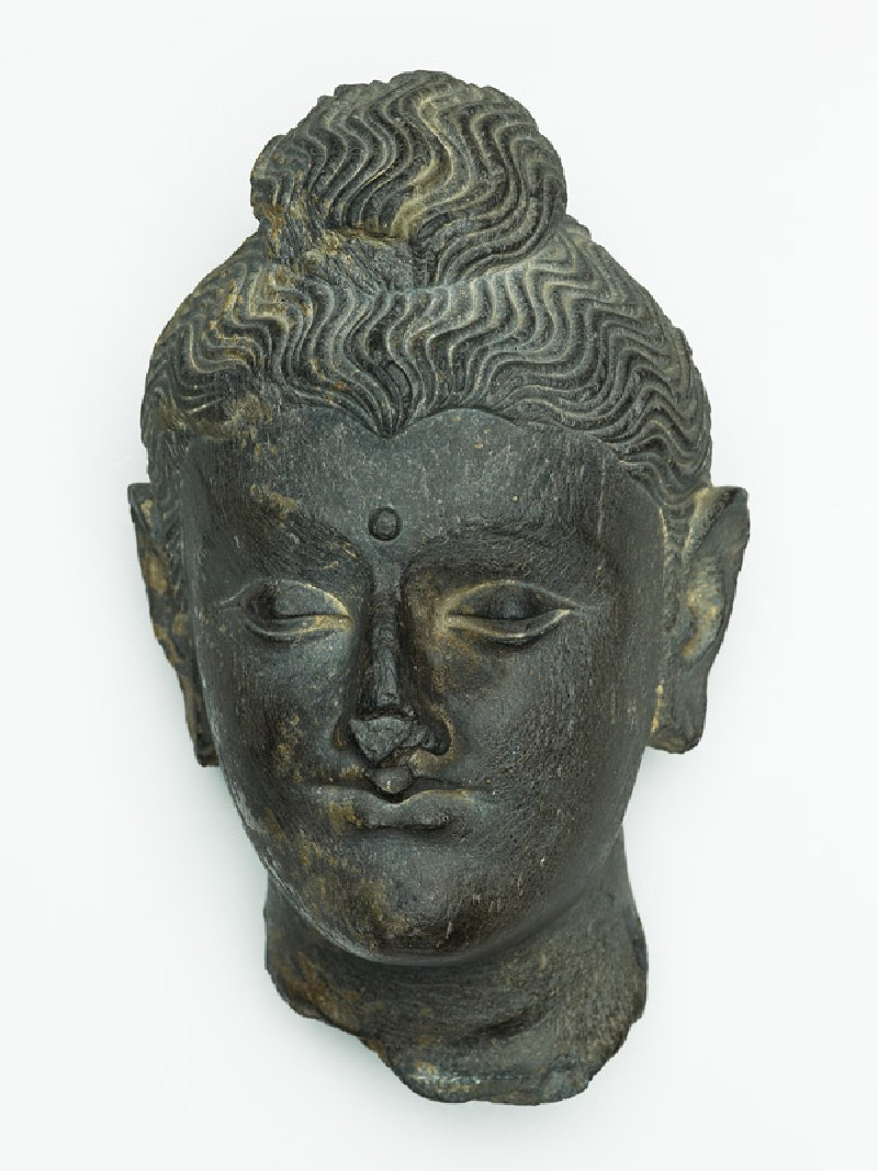 Head of the Buddha (EA1996.68, top           )