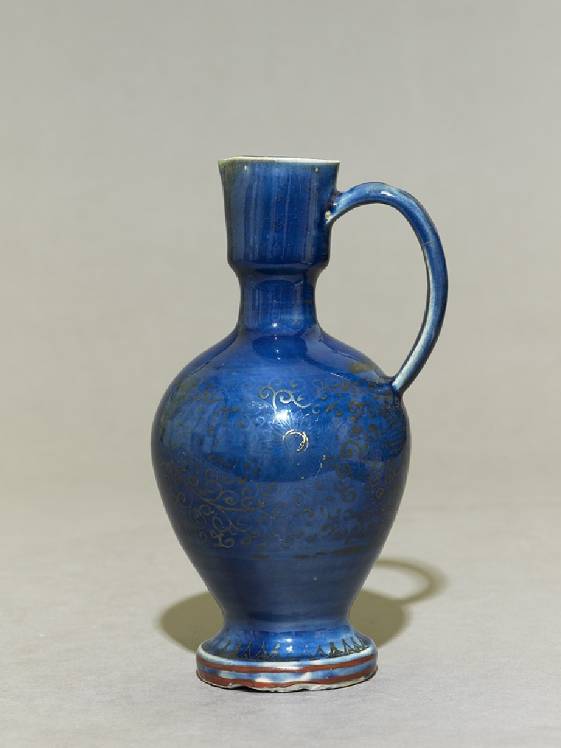 Jug of European form (side           )