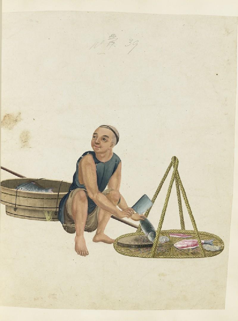 A Fishmonger