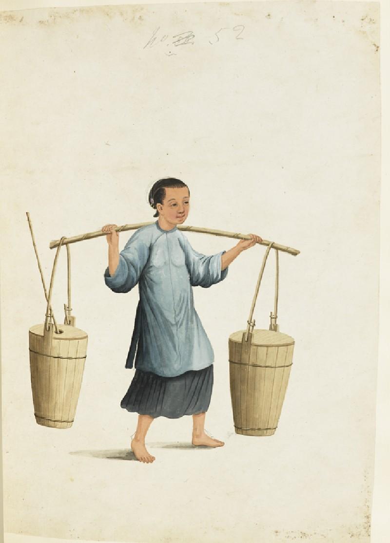 A Female Peasant (EA2003.4.133, front              )
