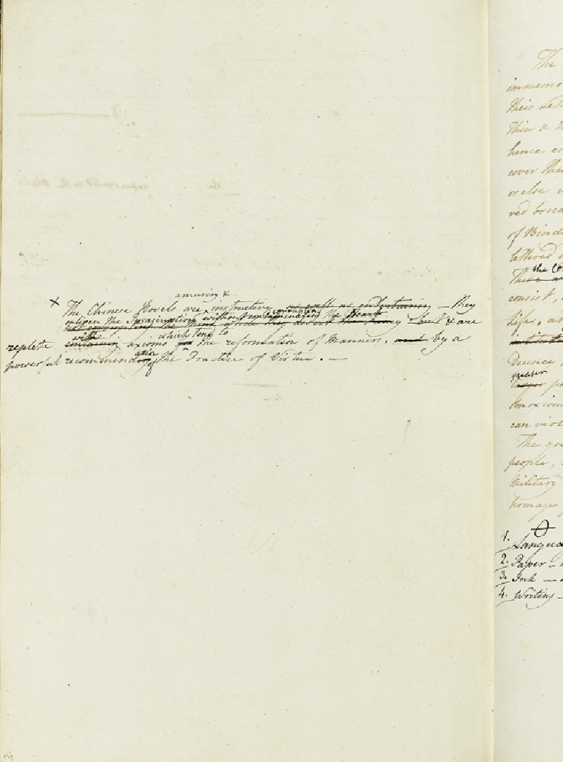 Description of A Bookseller (EA2003.4.178, front              )