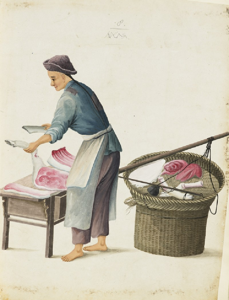 A Pork-Butcher