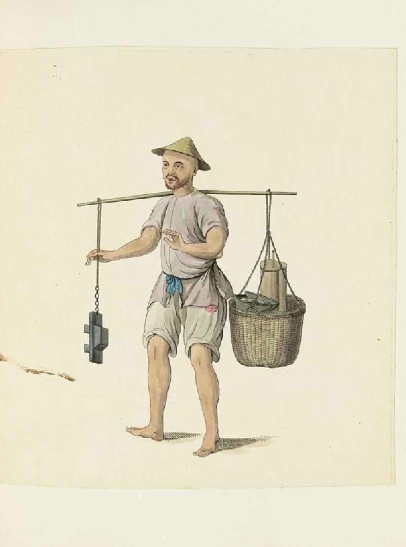 A Blacksmith (EA2003.4.67, front             )