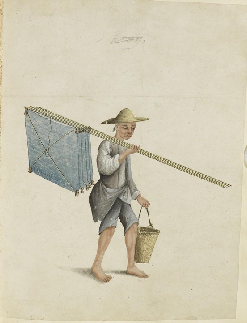 A Fisherman (EA2003.4.79, front             )