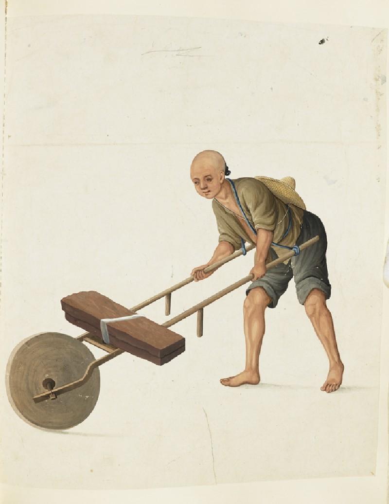A Labourer