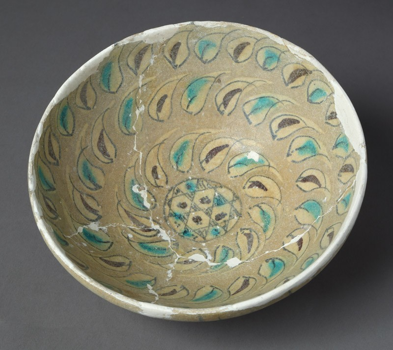 Bowl with leaves (EA2005.24, top           )