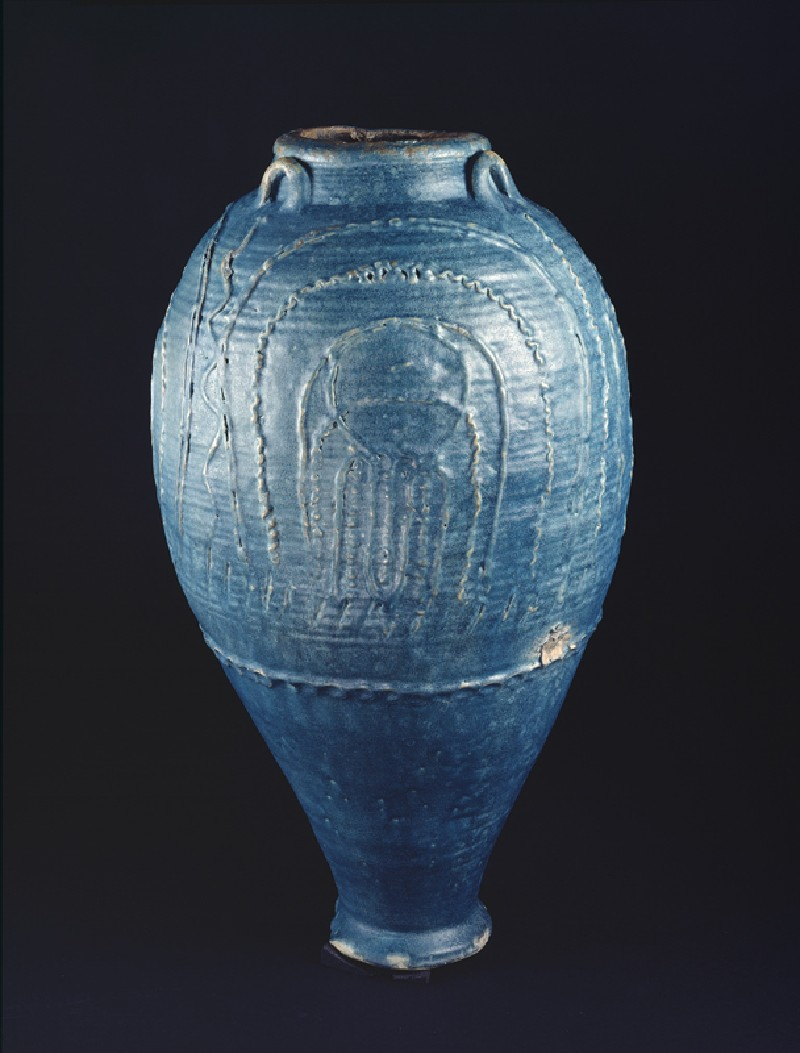 Storage jar (oblique           )